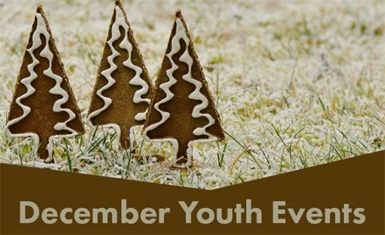December Youth Events