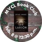 MVCL Book Club Feb. 8 @ 12:30 p.m.