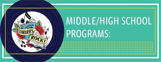 Middle/High School Programs: